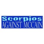 Scorpios Against McCain