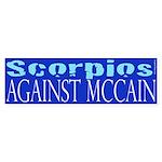 Scorpios Against McCain