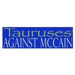 Tauruses Against McCain
