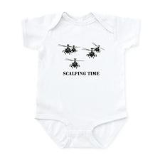 Apache AH-64d Infant Bodysuit