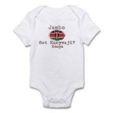 Jambo, Got Kanywaji? - Infant Bodysuit