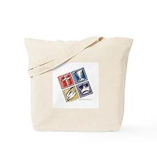 Cute Church Tote Bag