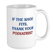 Thank Your Podiatrist Mug