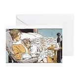 1930's Lullabye Greeting Cards (Pk of 20)