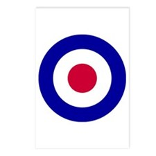RAF Roundel Postcards (Package of 8)