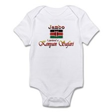 Survived a Kenyan Safari - Infant Bodysuit