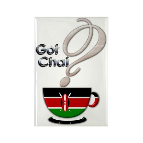Got Chai? Kenya - Rectangle Magnet (10 pack)