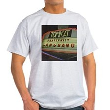 Tomkat Theater Fraternity Gangbang T-Shirt