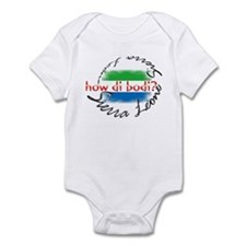 How di bodi? - Infant Bodysuit