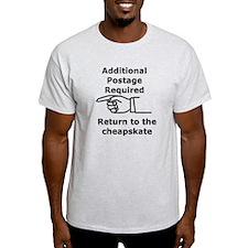 Add. Postage T-Shirt