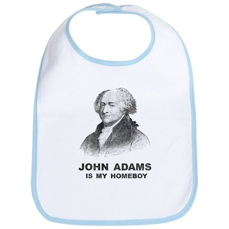 John Adams Is My Homeboy Bib