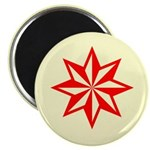 Red Guiding Star Magnet