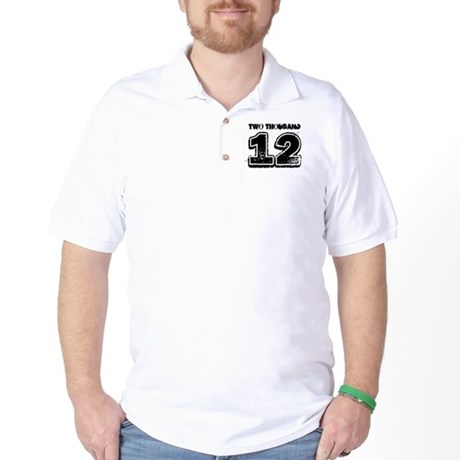 2012 Golf Shirt