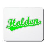 Retro Holden (Green) Mousepad
