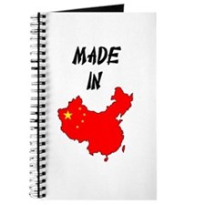 Made In China Map Journal
