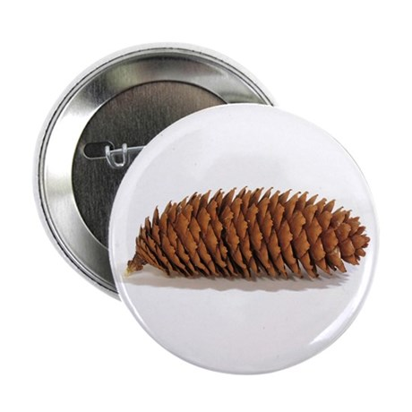 "Pinecone 2.25"" Button (10 pack)"