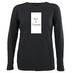 NWR Women's V-Neck Dark T-Shirt