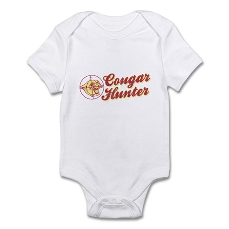 Cougar Hunter Infant Bodysuit