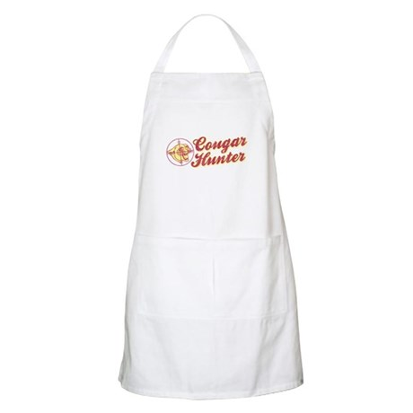 Cougar Hunter BBQ Apron