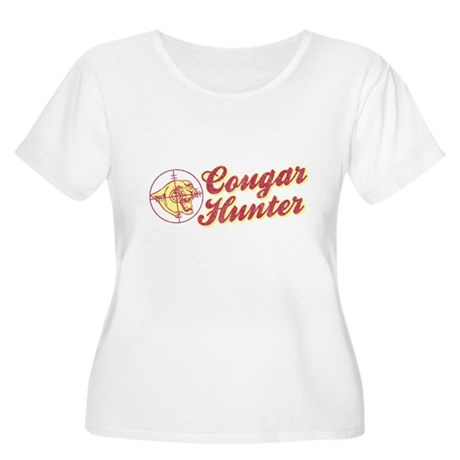Cougar Hunter Plus Size Scoop Neck Shirt