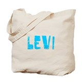 Levi Faded (Blue) Tote Bag