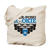 Beer Pong Rookie Tote Bag
