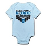 Beer Pong Rookie Infant Bodysuit