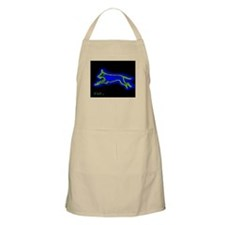 Run Dog BBQ Apron
