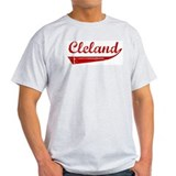 Cleland (red vintage) T-Shirt
