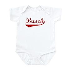 Busch (red vintage) Infant Bodysuit