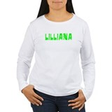 Lilliana Faded (Green) T-Shirt