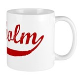 Chisholm (red vintage) Mug