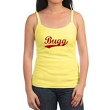 Bugg (red vintage) Ladies Top