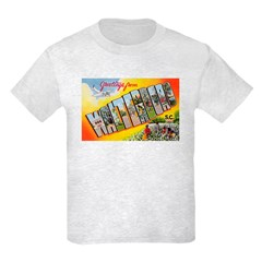 Walterboro South Carolina Kids Light T-Shirt