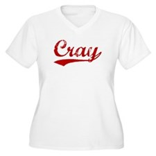 Cray (red vintage) T-Shirt