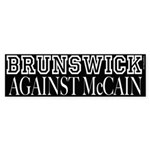 Brunswick Against McCain