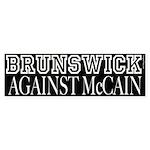 Brunswick Against McCain