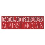 Columbus Against McCain