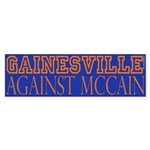 Gainsville Against McCain