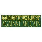 Monterey Against McCain