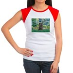 Bridge /Cairn Terrier (w) Women's Cap Sleeve T-Shi