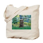 Bridge /Cairn Terrier (w) Tote Bag