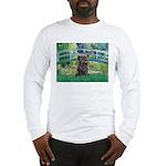 Bridge /Cairn Terrier (w) Long Sleeve T-Shirt