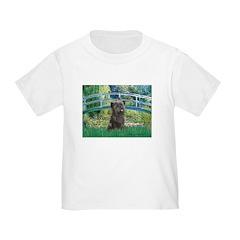 Bridge /Cairn Terrier (w) Toddler T-Shirt