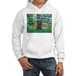 Bridge /Cairn Terrier (w) Hooded Sweatshirt
