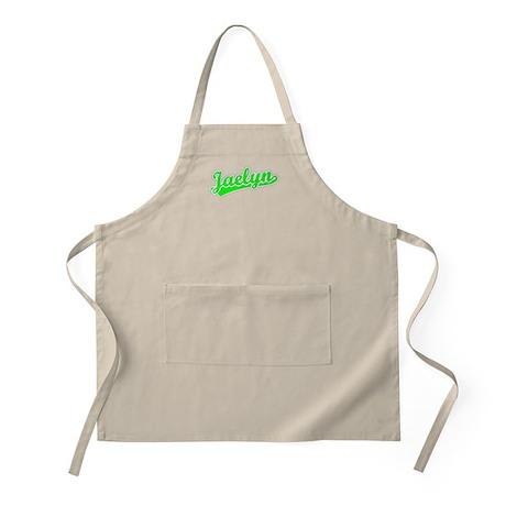 Retro Jaelyn (Green) BBQ Apron
