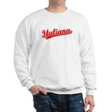 Retro Yuliana (Red) Sweatshirt