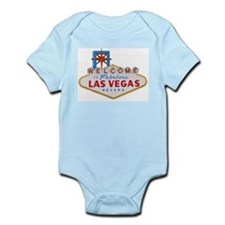 Vegas Baby Onesie Infant Creeper