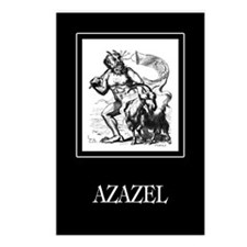 Azazel Postcards (Package of 8)