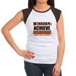 Mission Remission Leukemia Women's Cap Sleeve T-Sh